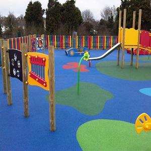 safe playground equipment